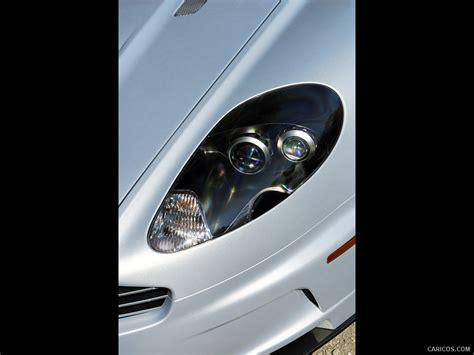 Aston Martin Dbs Lightning Silver 2009 Wallpaper 55