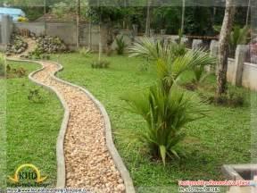 home garden interior design landscaping design ideas kerala home design and floor plans