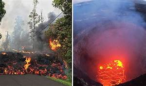Hawaii volcano eruption LIVE webcam: WATCH as Kilauea ...