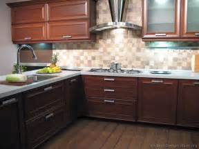 Kitchen Backsplash Ideas With Cabinets Pictures Of Kitchens Modern Wood Kitchens