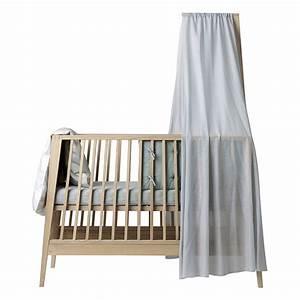 Voile De Lit : voile de lit b b linea bleu p le leander pour chambre enfant les enfants du design ~ Teatrodelosmanantiales.com Idées de Décoration