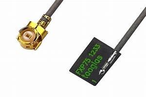 Atom Fxp75 2 4ghz Flex Super Micro Pcb Antenna  45mm  U00d80 81