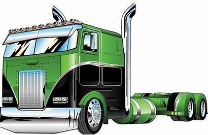 Peterbilt Truck American Clipart Trucks Cabover Simulator
