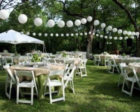 resultado de imagen  decoracion  bodas en jardin