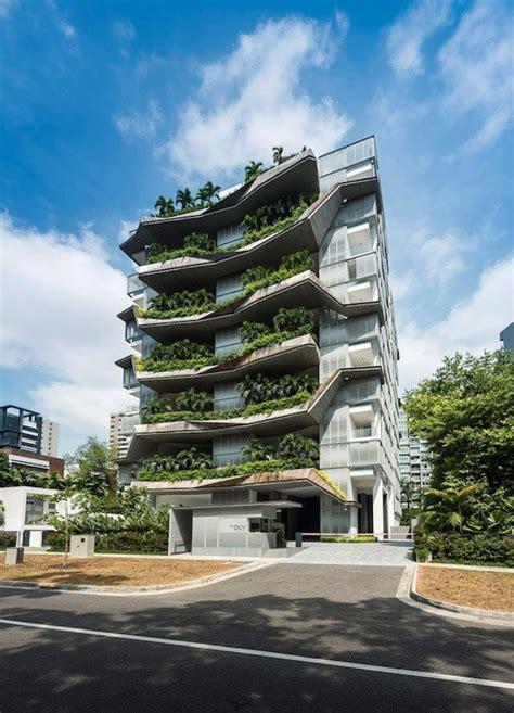 Architects The Oliv Singapore Stefano Boeri Architetti