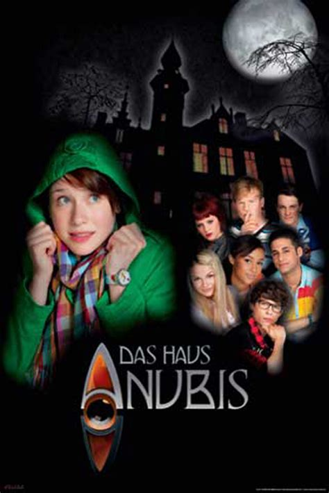 Das Haus Anubis  Gruppe  Poster 61x91,5