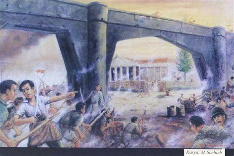 peristiwa  november   lukisan karya sochieb