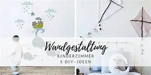 Kinderzimmer Wandgestaltung Ideen : 5 diy ideen wandgestaltung kinderzimmer style pray love ~ Orissabook.com Haus und Dekorationen
