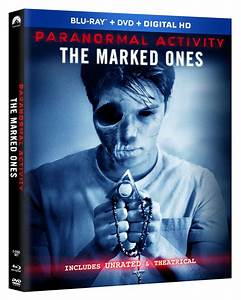 Paranormal Activity: The Marked Ones on Blu-ray/DVD ...