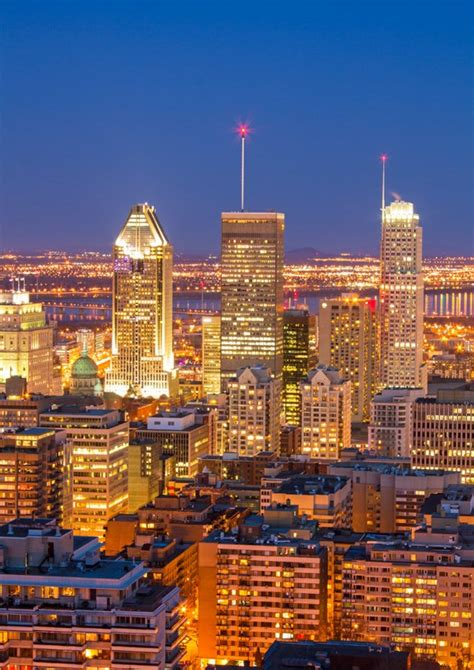 20 Of The Most Beautiful Canadian Cities To Live In Sliceca