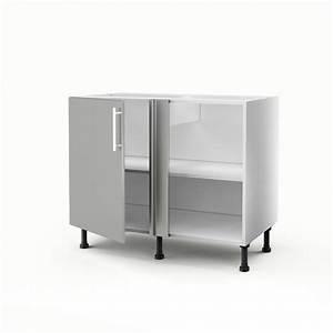 leroy merlin rangement meuble angle cuisine wrocawski With meuble bas angle cuisine leroy merlin