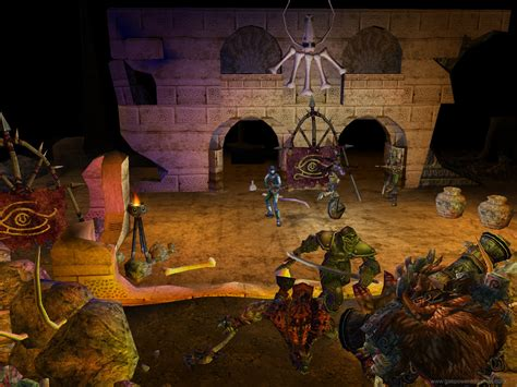dungeon siege review rpgamer gt review gt dungeon siege ii