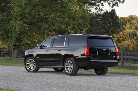 2015 Chevrolet Suburban   GM Authority