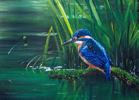 Zivju dzenīša - 2020. gada putna zīmējumu konkursa ...