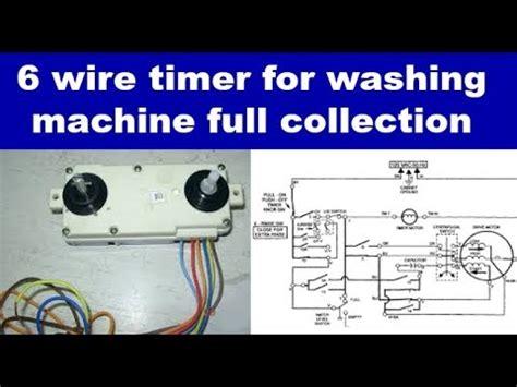 washing machine timer switch for washing machine
