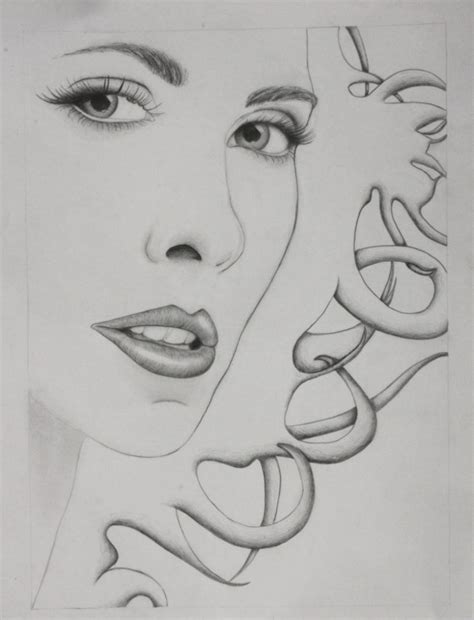 Easy Pencil Drawing Ideas  Drawing Sketch Library