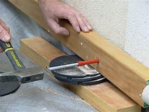 Comment Mettre Une Cheville Molly : comment fixer lambourde sur parpaing creux ~ Dailycaller-alerts.com Idées de Décoration