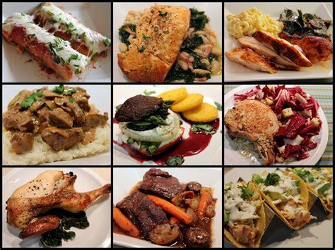 Cook In  Dine Out Best Of 2013 Main Dishes