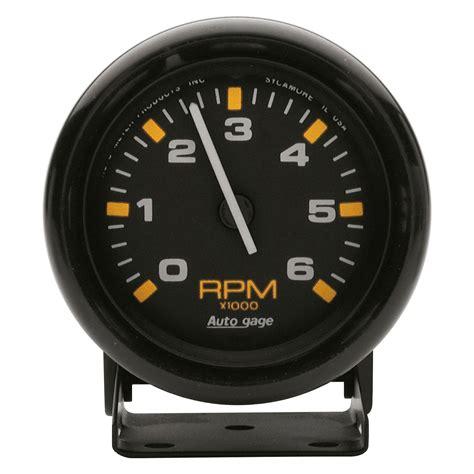 Auto Gage™ Tachometer Pedestal Gauge