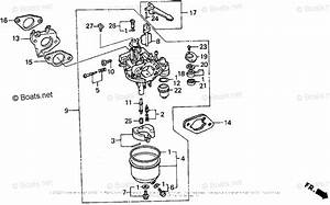 Honda Small Engine Parts Gx390 Oem Parts Diagram For