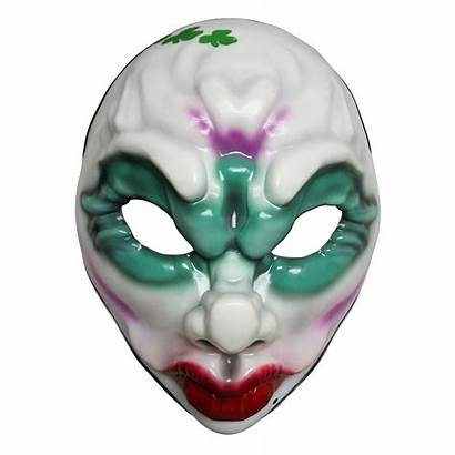 Clover Payday2 Overkill Payday Mask Masks Merchandise