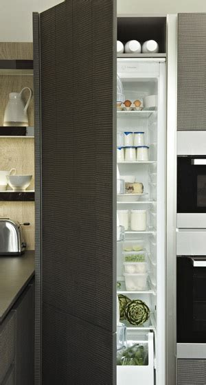 cuisine avec frigo americain integre quel réfrigérateur encastrable choisir darty vous