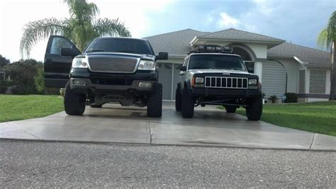 """Just bought a 2004 F-150 6"""" BDS Suspension Lift kit and 35 ..."""
