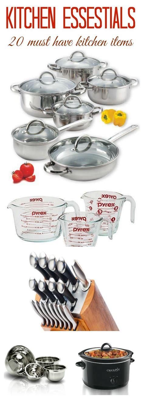 Kitchen Essentials Utensils by Kitchen Essentials 20 Must Kitchen Items Gotta