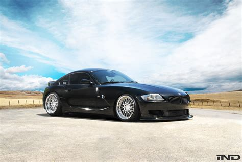 Modified Bmw Z4 M Coupe bimmers modified bmw z4 m coupe e86 on work vs xx
