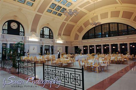 union station worcester ma wedding reception