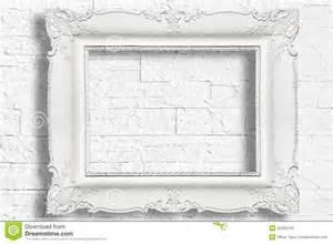 Cadre Blanc Photo : cadre baroque blanc photo stock image du d coratif curvaceous 32263754 ~ Teatrodelosmanantiales.com Idées de Décoration