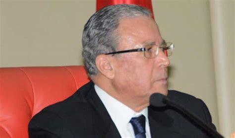 tunisie minist 232 re de l int 233 rieur rafik chelli d 233 mis de ses fonctions directinfo
