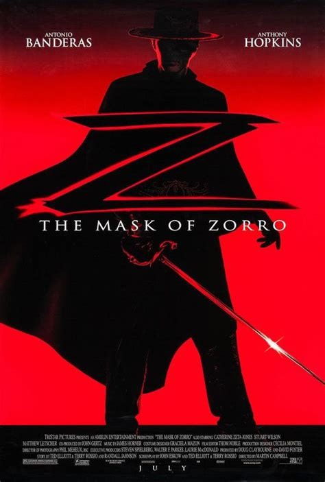 zorro impawards antonio mask