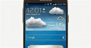 Online Tutorial And Manual Hint That The Samsung Galaxy S4