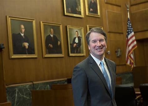 Brett Kavanagh to the Supreme Court; Brett Kavanagh