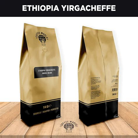 Responsible sourcing is an important issue and we are proud to be one of the uk's largest suppliers of certified coffees. Coffee World | Ethiopia Yirgacheffe Single Origin UK ...