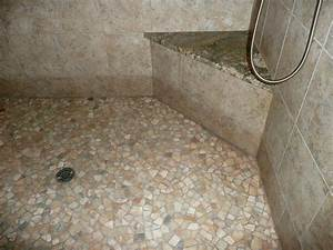 How to clean stone shower tiles removing limescale from for How to clean marble tiles in bathroom