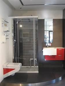 Deco Salle De Bain Gris : d co salle de bain en gris exemples d 39 am nagements ~ Farleysfitness.com Idées de Décoration