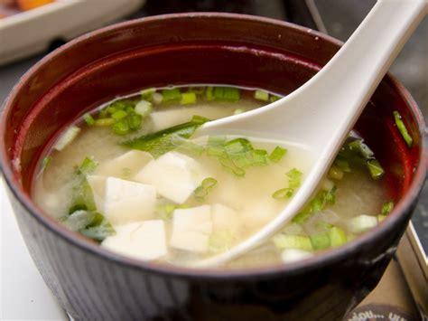 conversion cuisine soupe miso traditionnelle recette de soupe miso