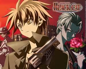 anime black cat black cat black cat wallpaper 6400910 fanpop