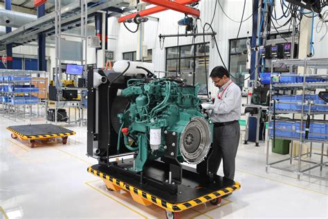 volvo penta sees   engines produced  india
