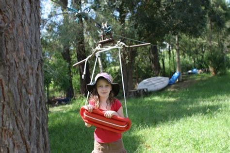 Zip Lining In Your Backyard  Dimension Zip Lines