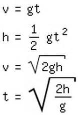 Freier Fall Geschwindigkeit Berechnen : physik kidy 1a flashcards quizlet ~ Themetempest.com Abrechnung
