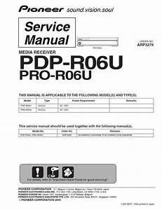 Pioneer Manual  U2013 Best Repair Manual Download