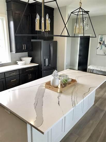 Quartz Natural Countertops Cambria Brittanicca Kitchen Showroom