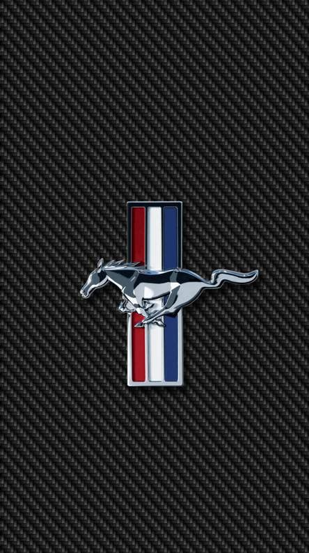 Android Mustang Logo Wallpaper by Mustang Logo Wallpapers Free By Zedge