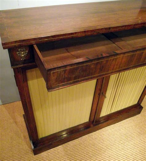 individual kitchen cabinets regency rosewood side cabinet antique chiffonier 1833
