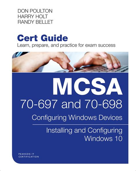 Mcsa 70697 And 70698 Cert Guide Configuring Windows