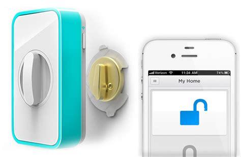 iphone door lock your iphone can now unlock your home