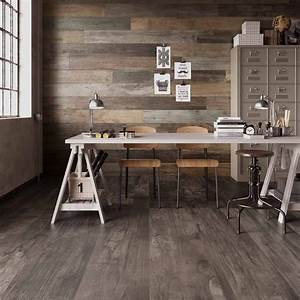 wood look tile 17 distressed rustic modern ideas With rustic wood flooring useful tips and inspiring ideas
